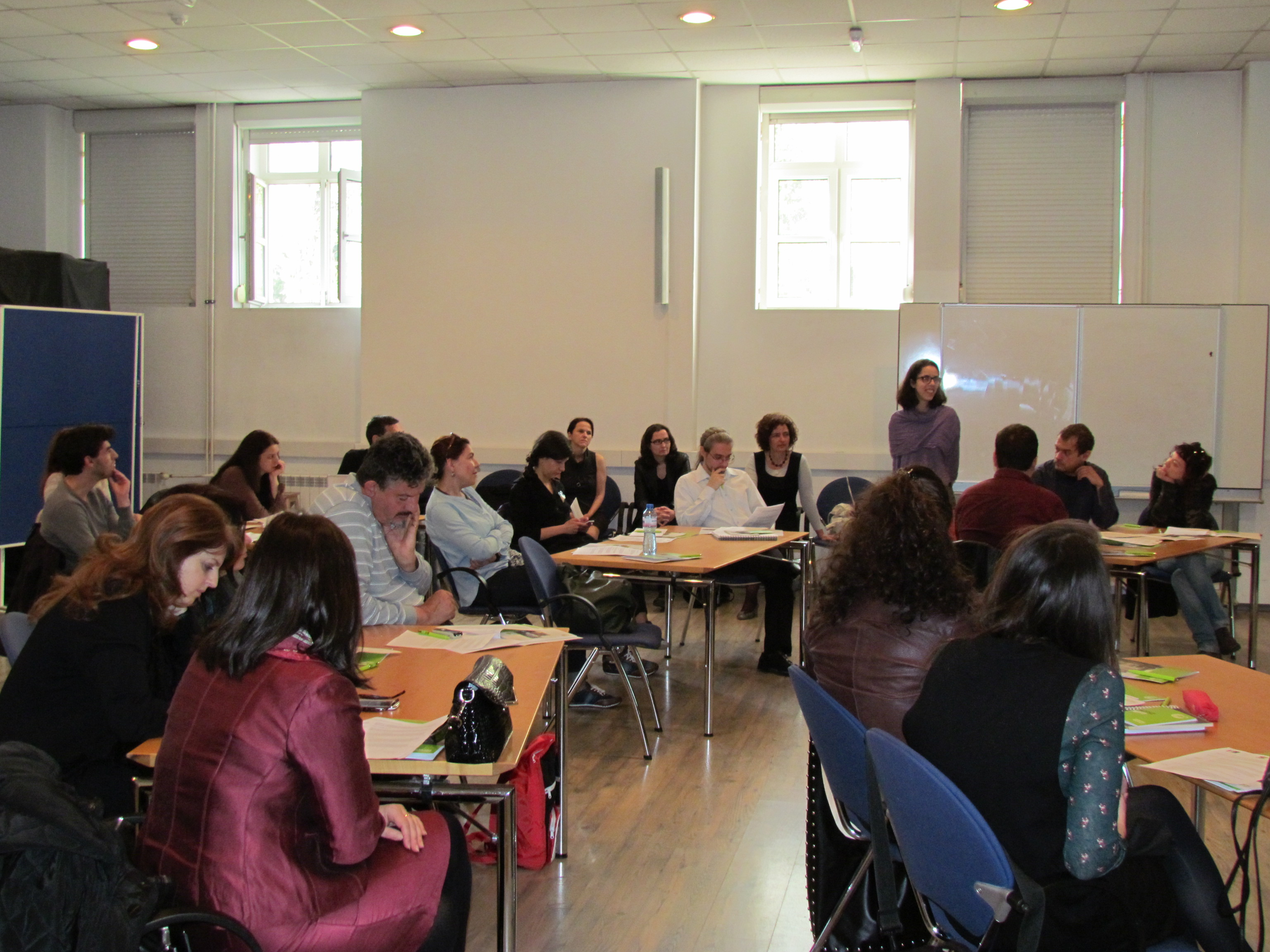 The new academic year of the Cultural Management Academy began
