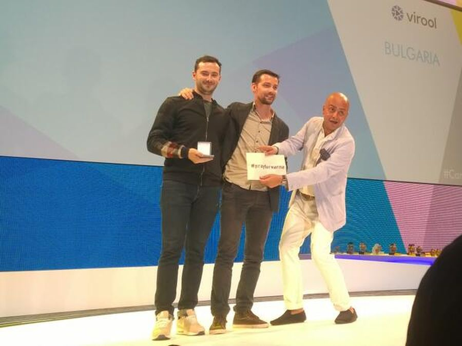 Bulgarians Win the Gold in the Advertising Festival in Cannes