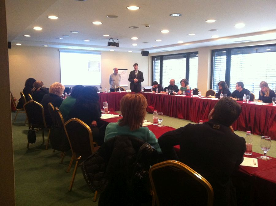 "The second training seminar under the ""Non-repressive Model to Reduce Corruption at Municipal Level – NORMCORM"" project was held in Borovets"